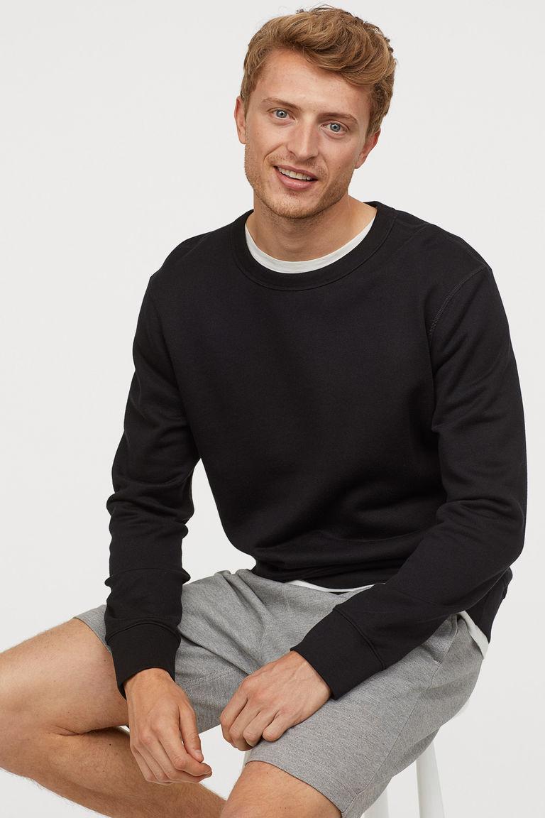 Piqué shorts Regular Fit