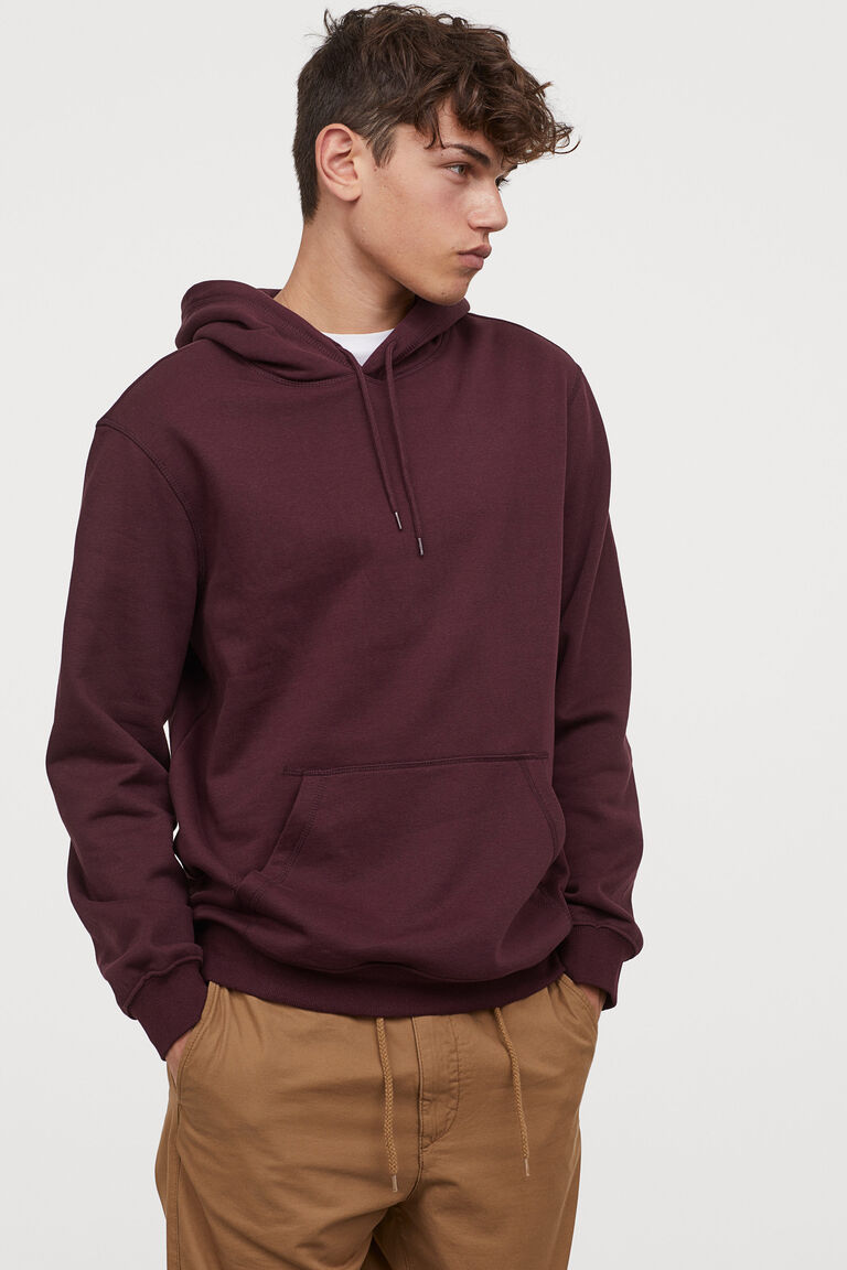 Relaxed Fit Hoodie